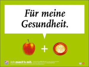 For My Health German Ad